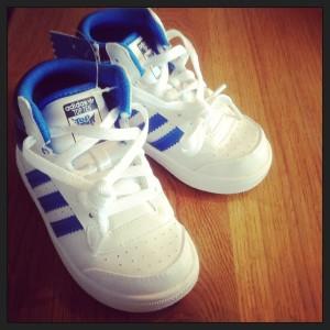 Meine ersten Schuhe