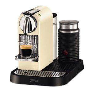 Nespresso Citiz mit Aeroccino